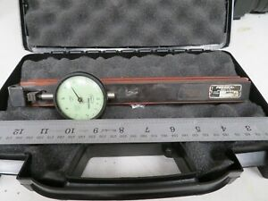 Mahr Federal 36p 41 Shallow Diameter Groove Gage 1 1 2 8 0001 Nk62