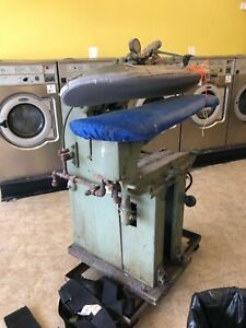 Laundry Press hoffman pantex
