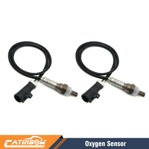 2pcs Front Upstream O2 02 Oxygen Sensor For Ford Pickup Truck Lincoln Mercury