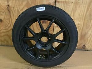 2009 Mini Cooper S Convertible Wheel Tire Doral 205 50r16 86h Rim 4 Spoke Oem