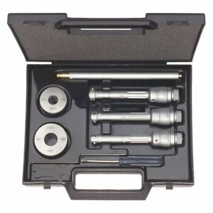 Tesa Brown Sharpe 00880400 Micrometer Set range 0 500 To 0 800
