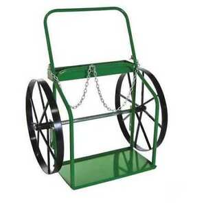 Sumner 782475 Double Cylinder Cart 25 Steel Wheel
