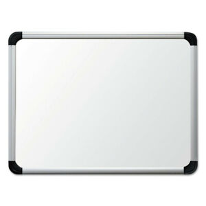 Universal One Porcelain Magnetic Dry Erase Board 24 X36 White 43841 New