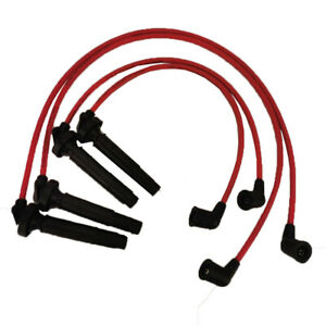 Spark Plug Wire Igntion Cable Sets Leads For Subaru Impreza 2005 2011 2 5l