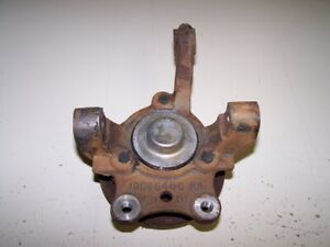 Pontiac Fiero 1988 Front Right Spindle With Hub Wheel Bearing Knuckle Rs