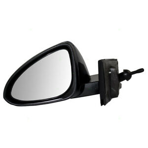 2013 2014 2015 Chevrolet Spark Drivers Side View Manual Remote Mirror 95101484