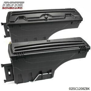 Truck Bed Storage Box Toolbox Rear Rh Lh For Ford F 150 15 16 17 18 19 Pickup