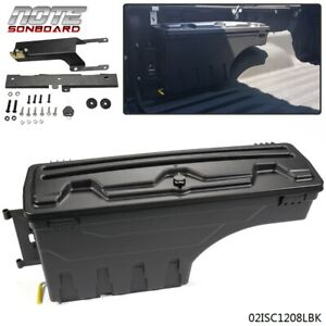 Truck Bed Storage Box Toolbox Rear Left For Ford F 150 15 16 17 18 19 Pickup
