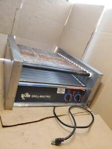 Star Grill max Pro Hot Dog Roller Model 45sar