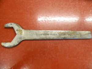 Vintage Nash Pinion Drive Shaft Nut Wrench Tool Collectible