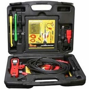 Pro Auto Power Probe 3 Electrical Circuit Tester Diagnostic Lead Set