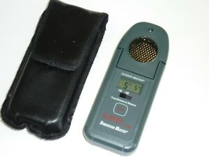 Calculated Industries Laser Dimension Master 50 Distance Measurer Works Great