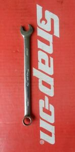Snap On Tools 11mm Flank Drive Plus 12 Pt Combination Wrench Soexm11 Ships Free