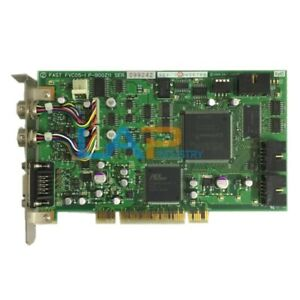 1PCS FOR FAST Image Acquisition Card SFVC05 1 P 900211 USED $578.73