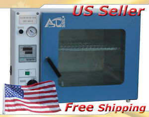110v 0 9cu Ft Vacuum Drying Oven Lab Equipment Chamber Size 12 X 12 X 11 250 us