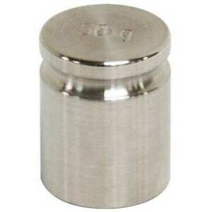 Rice Lake Weighing Systems 12527 Calibration Weight ss 50g cylinder