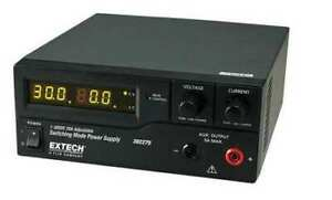 Extech 382276 Lab Grade Dc Power Supply 230v