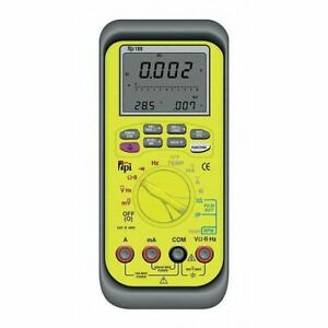 Test Products Intl 186ai Dmm Automotive Meter w true Rms