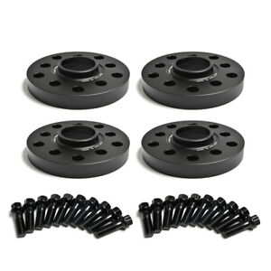 4pcs 20mm Forged Wheel Spacer Adapters For Bmw 3 Series E90 E91 E92 E93