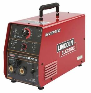 Lincoln Electric K2269 3 Multiprocess Welder Invertec Series 28 31v