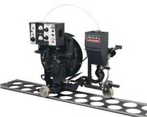 Lincoln Electric K395 1 Self propelled Wire Feeder With Track Lt 7 Series