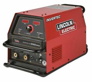 Lincoln Electric K1728 13 Multiprocess Welder Invertec Series 34v