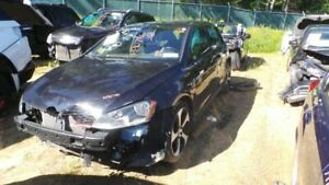 Driver Front Seat 4 Door Bucket Air Bag Electric Fits 15 17 Golf Gti 492571