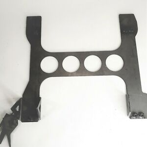 Watson Racing Seat Bracket 2005 2014 Ford Mustang Driver Left Side Racing Seat