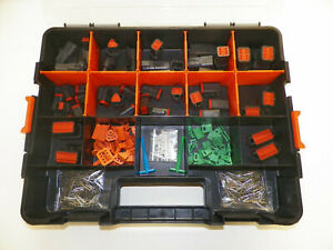 358 Pc Black Oem Deutsch Dt Connector Kit Solid Contacts Removal Tools