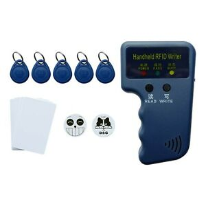 125khz Rfid Reader Writer Id Card Compatible With Proximity Key Card Reader