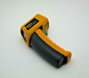Fluke 62 Mini Ir Thermometer Thermal Temperature Reader Used