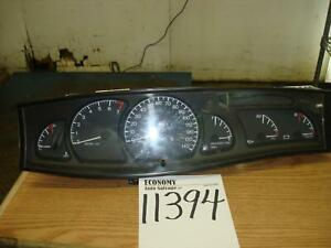 Cadillac Catera Speedometer Us With Out Sport Package 2000 2001