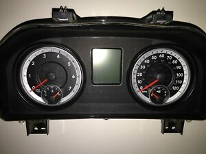 2015 Dodge Ram Evic 1500 2500 3500 Speedometer Cluster Programming Included