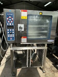 Alto Shaam Combitherm Oven 7 14 Electric 208 230v 3ph On Rolling Stand