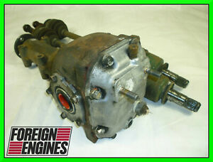 Jdm Subaru Gdb Impreza Wrx Sti Cusco Type Rs 1 Way Lsd Rear R180 Differential