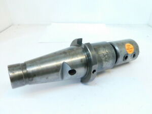 Used Nmtb50 Auto Shank End Mill Holder 1 X 6 1 2 Gauge Nmtb 50 Emh