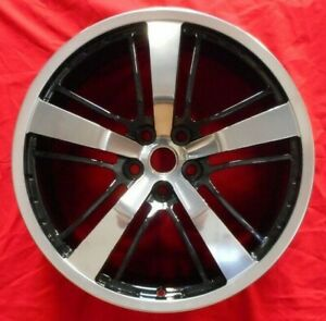 Chevrolet Camaro 2010 2014 21 Factory Oem Wheel Rim B 5469 5470 92230282