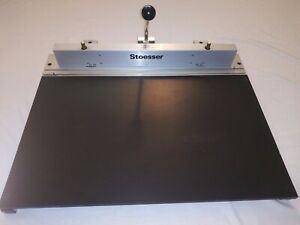 Stoesser Register Systems Large Plate Punch