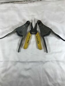 Stripmaster And Klein Tools Wire Stripping Tools 3 Total