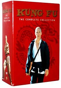 Kung Fu: The Complete Series Collection DVD 16 Disc Box Set Seasons 1 2 amp; 3 $29.75