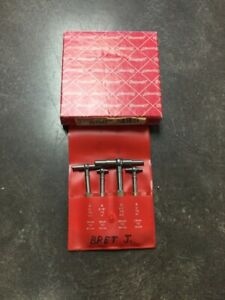 Starrett S579gz Telescoping Gages 4 Piece Set lam021502