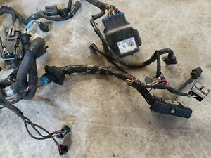 94 95 Ford 5 0 Mustang Gt Computer Fuel Injection Engine Wiring Harness Oem