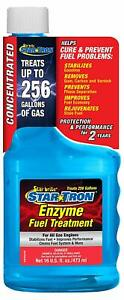 Star Tron Enzyme Fuel Treatment Concentrate Improve Mpg Increase Horsepower