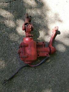Mercedes 1864610705 1864611401 Steering Gear Box 190sl With Arm Working Used