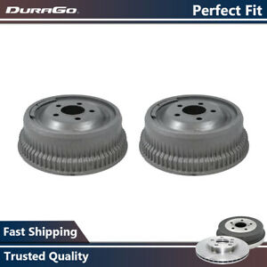 Durago Pair Rear Brake Drums For 1969 1972 Dodge Charger 11 Inch Rear Drum