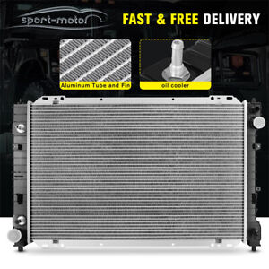 Radiator For 2001 2008 Ford Escape Mazda Tribute Mercury Mariner V6 3 0l Fast