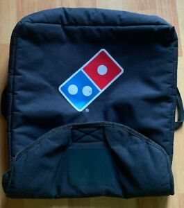 Dominos Pizza Delivery Bag 19 X 19 Navy Blue With Logo