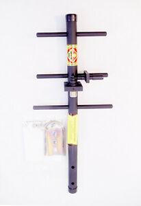 Pctel maxrad Bmya8063 Maxrad 806 866 Mhz 6db 150 Watt 3 Element Black Yagi