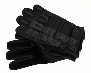 Hatch Gloves Lr25 Reactor Full Finger Large Lg Black New Tactical Gloves