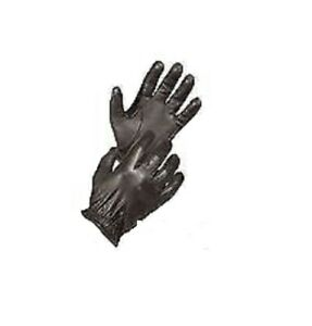 Hatch Friskmaster Gloves Fm2000 Spectra Liner Leather Extended Cuff Black Small